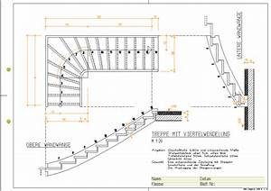 Fliesen Berechnen Programm : treppe konstruieren viertelgewendelte treppe ~ Themetempest.com Abrechnung