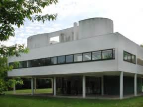 floor plan house villa savoye poissy by le corbusier