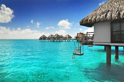 le meridien bora bora  paradise resort set   blue lagoon