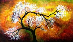 Acrylic painting ideas landscape paint inspirationpaint for What kind of paint to use on kitchen cabinets for word art for walls inspiration