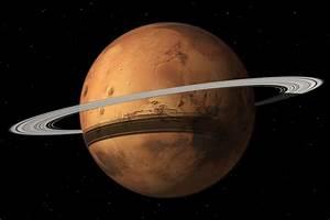 Mars will gain a ring as Phobos has only 40 million years ...