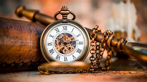 Vintage Antique Pocket Watch By Cookelma Videohive
