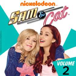 sam and cat dvd disney channel nickelodeon more sam cat vol 2 sd