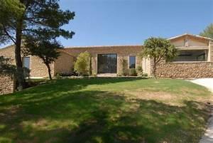 Maison Architecte Plain Pied : maison d 39 architecte provence ~ Melissatoandfro.com Idées de Décoration