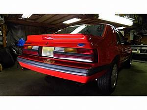 1986 Ford Mustang SVO for Sale | ClassicCars.com | CC-1110328