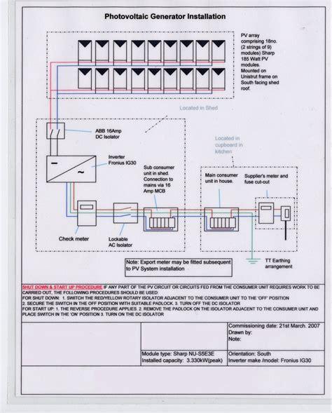 18 panel pv wiring diagram 26 wiring diagram images