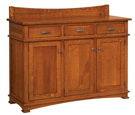 Amish Sideboard by Amish Solid Wood Sideboards Buffets From Dutchcrafters Amish