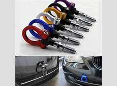 Dongzhen Universal Racing Towing Car Tow Hook Fit For BMW