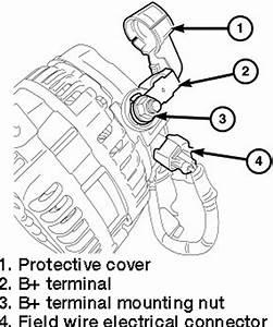 02 Dodge Cummins Alternator Wiring Pictures To Pin On