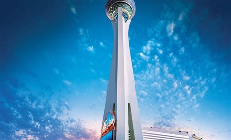 Stratosphere Observation Deck Groupon stratosphere hotel casino tower groupon