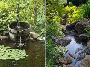 Fontaine Cascade Bassin : cascade de bassin en 46 photos laquelle avez vous choisie ~ Premium-room.com Idées de Décoration