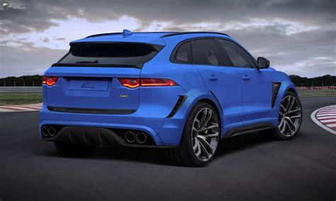 2019 jaguar f pace svr 2019 jaguar f pace svr picture new autocar release
