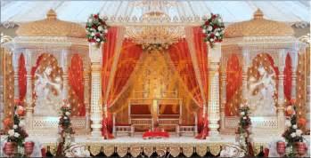 flowers garland hindu wedding extremely luxurious mandap décor ideas for hindu weddings