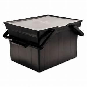 companion portable file storage box legal letter plastic With portable document storage