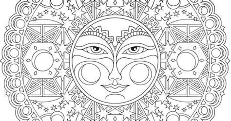 creative haven celestial mandalas coloring book   dover publications coloring