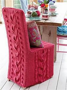 Furniture knitting patterns in the loop knitting for Furniture covers patterns