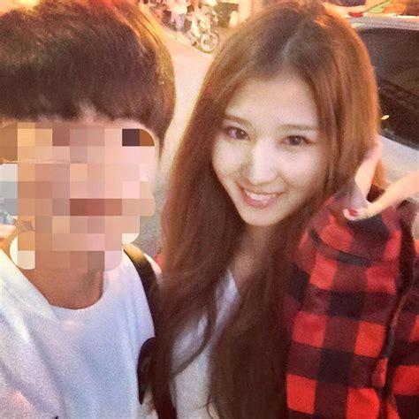pop couple fantasy twices momo  kim heechul