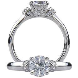 wedding ring styles an overview of engagement ring styles black ring