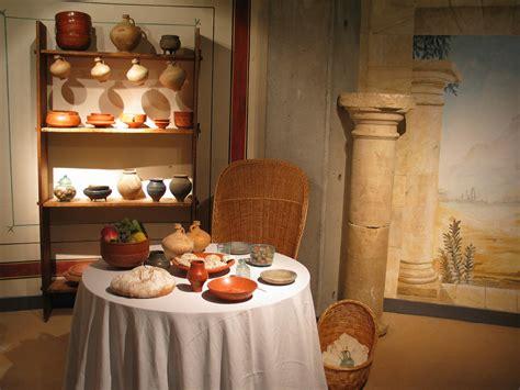 cuisine romaine accueil musée archéologique d 39 argentomagus