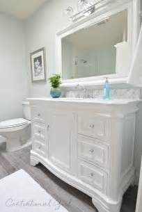 bathroom vanity makeover ideas yesterday was a day spent cleaning out matt s grandmother s house so we can finally list it