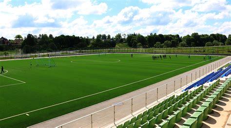 Futbola laukums » Olimpiskais centrs Rēzekne