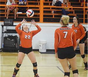 HIGH SCHOOL VOLLEYBALL: Nocona takes care of City View ...
