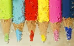 Watercolor Colored Pencils