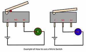Example Of How To Use A Micro Switch