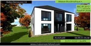 maison bois a toiture zinc a 4 pentes ou mansart et With maison toit plat bois 4 isolation pare vapeur et gazon notre maison ossature bois