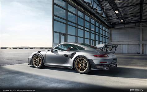 Porsche 911 Gt2 Rs (type 991.2)