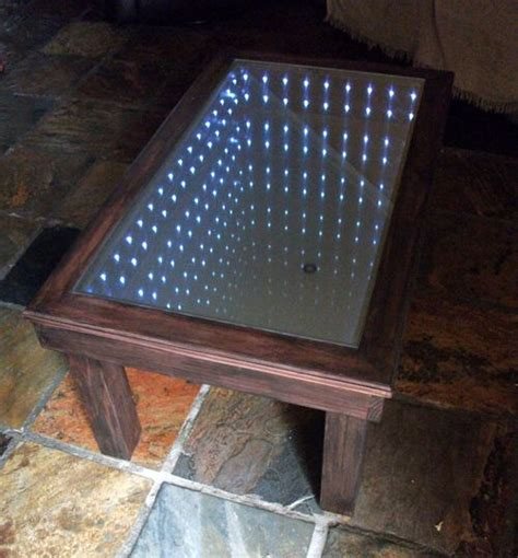 25+ Best Ideas About Infinity Mirror Table On Pinterest