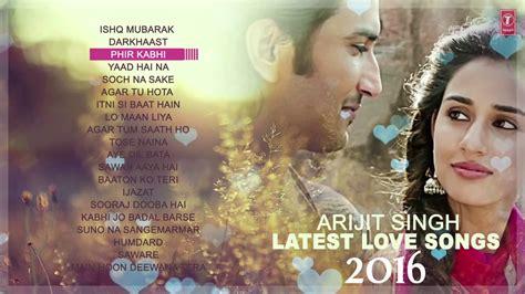 Best Of Arjit Singh Love Songs
