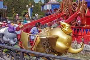 Rides at Disneyland California