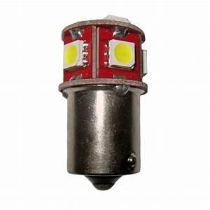 Ampoule Led 12 Volts Voiture : ampoule r5w r10w ba15s 8 leds blanches 6 volts led effect ~ Medecine-chirurgie-esthetiques.com Avis de Voitures