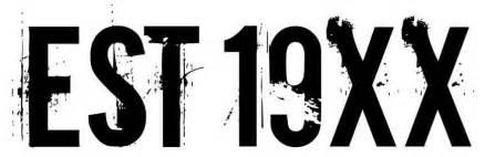 MGK EST 19XX Logo