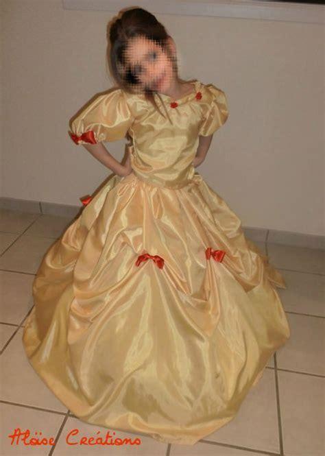 robe de chambre princesse robe de la et la bête aloïse créations
