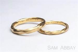 twisted bands new york wedding ring With new york wedding rings