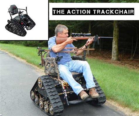 action trackchair aka   freaking wheelchair   shtf prepping homesteading
