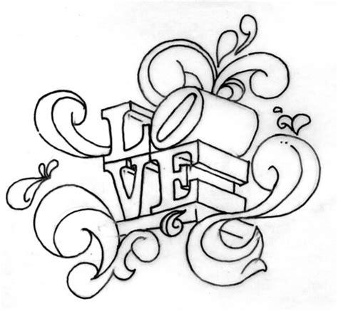 love  art    art doodle   love statue