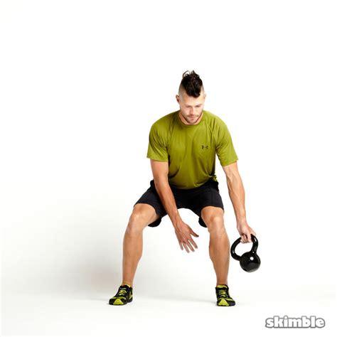 kettlebell figure eights exercise workout skimble exercises obliques side kettlebells trainer