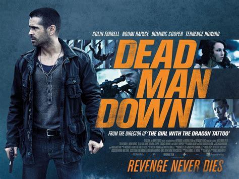 Dead Man Down Dvd Release Date