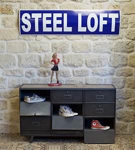 Casier A Chaussure : casier a chaussures cool armoire casier metal ikea casier ~ Nature-et-papiers.com Idées de Décoration