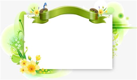picture frame without colorful small fresh border frame colorful thank you