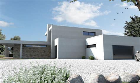 maison et services nantes maison ultra moderne noir et blanc nantes depreux construction