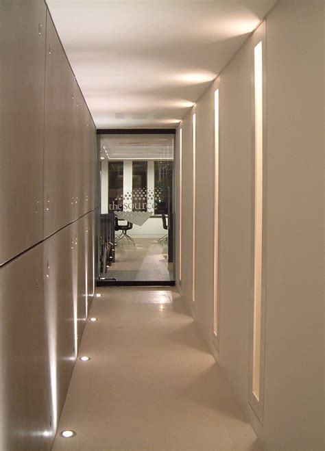 Beleuchtung Langer Flur by Hallway Wall Lighting Interior Deluxe With Regard To