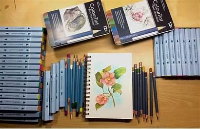 Therapy Children Noir Markers Spectrum Fair Pencils