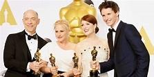 Actors who won first Oscar Sunday night - Business Insider
