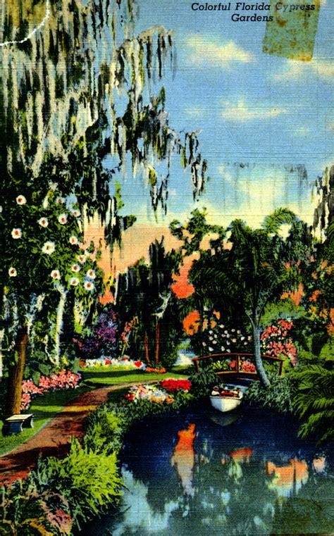cypress gardens fl florida memory colorful florida cypress gardens
