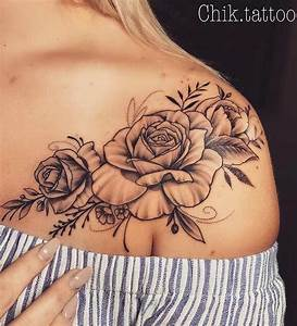 41 Most Beautiful Shoulder Tattoos for Women   StayGlam