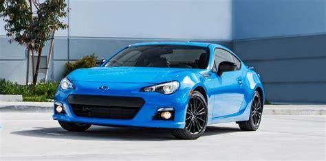 Subaru Wrx, Wrx Sti And Brz Limited Edition Hyper Blue